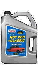 Lucas Classic Hot Rod Oil 20W-50 (5Q)